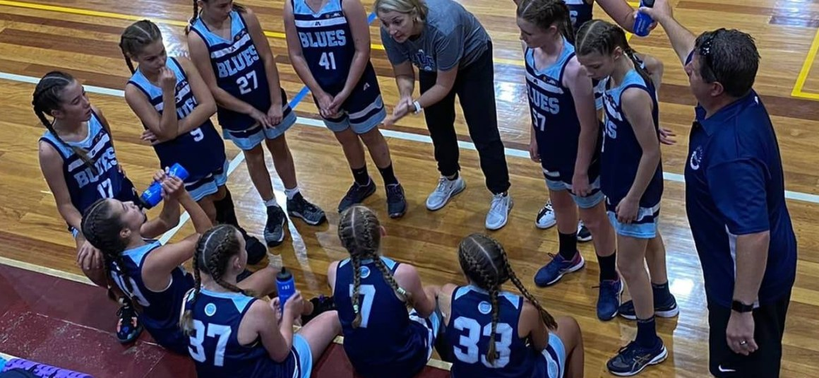 INTERIM JUNIOR BLUES GIRLS COACHING COORDINATOR: BECK LANTING