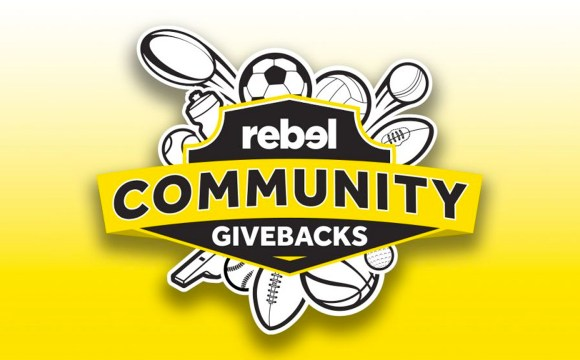 REBEL COMMUNITY GIVEBACKS