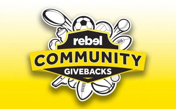 REBEL COMMUNITY GIVEBACKS