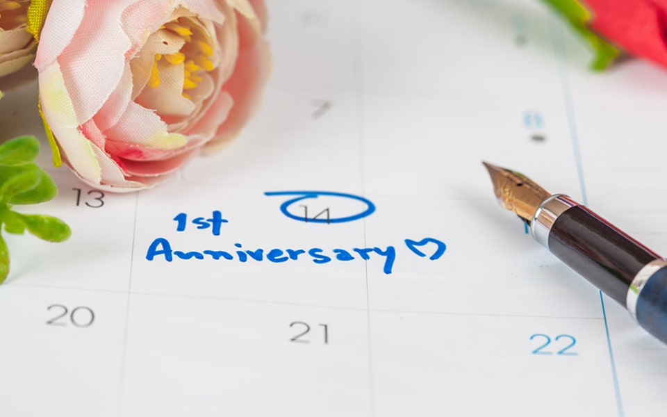 結婚記念日の數え方とは? 記念日の持つ意味やおすすめの ...