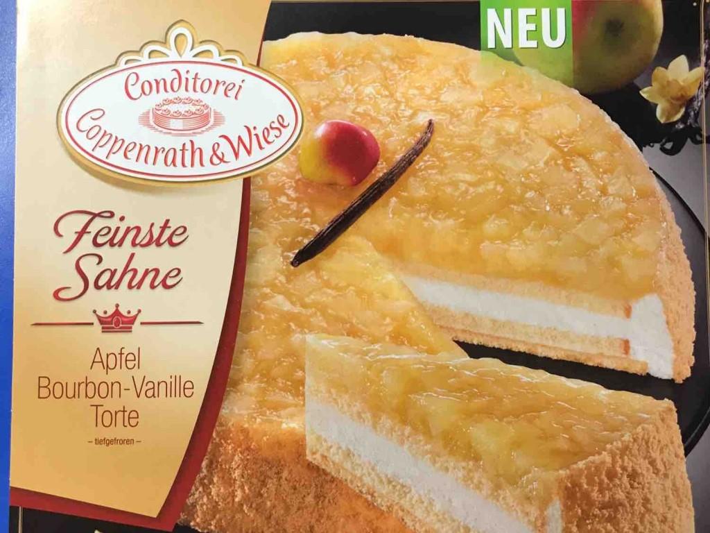 Coppenrath  Wiese Feinste Sahne Apfel BourbonVanille