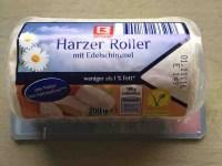 Kaufland, Harzer Roller m. Edelschimmel Kalorien