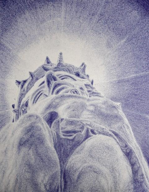 DECANTER-Christ