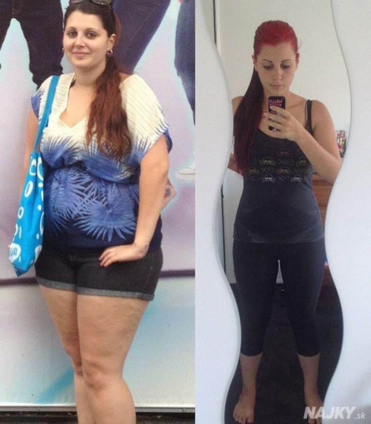 am slabit mancand foarte putin viața după pierderea în greutate datând