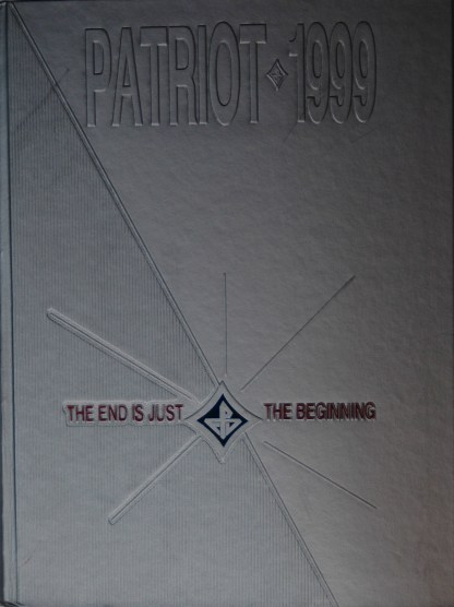 1999 Fort Dorchester Patriot Yearbook Cover
