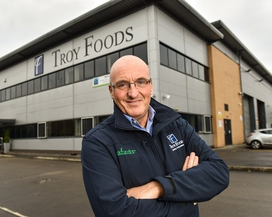 Troy Foods grows salad division