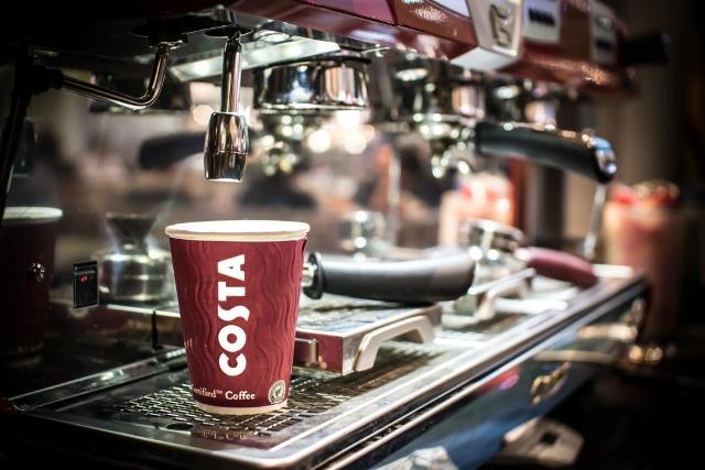 £3.9bn Costa buy sees Coca-Cola enter hot beverages market