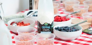 Arla champions first organic milk range with new campaign