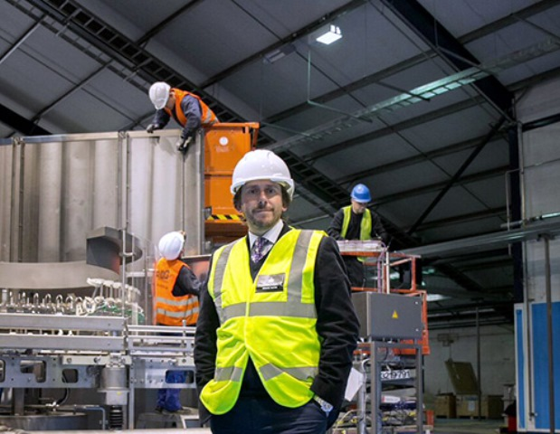 Harrogate Water overhauls production line with £6.5m investment
