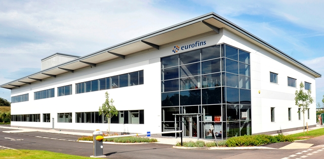 Eurofins expands food and water testing laboratories