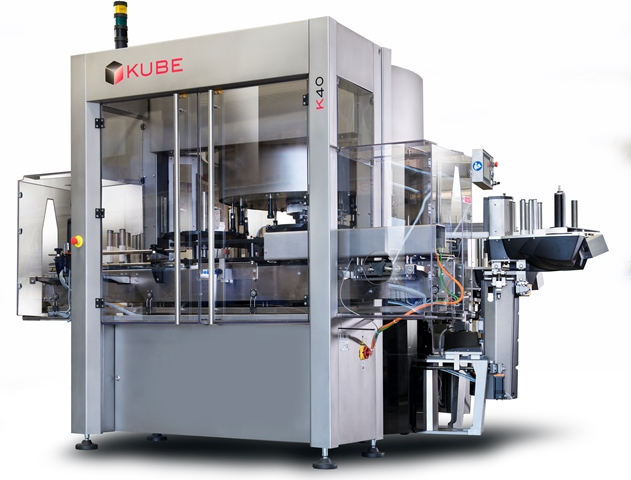 US drinks producer purchases second Sacmi labeller from KUBE range