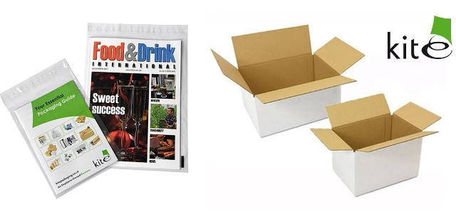 Kite Packaging extend box and postal range