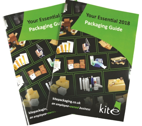 Kite releases 2018 Packaging Guide