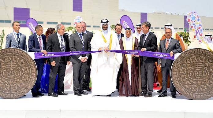 Mondelēz opens $90m biscuit factory in Bahrain