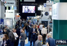 PPMA show to celebrate 30 years as manufacturing sector expands