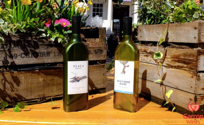 Garçon Wines launches eco-friendly flat wine bottles