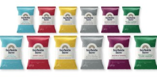 New MD and pack design for Fairfields Farm