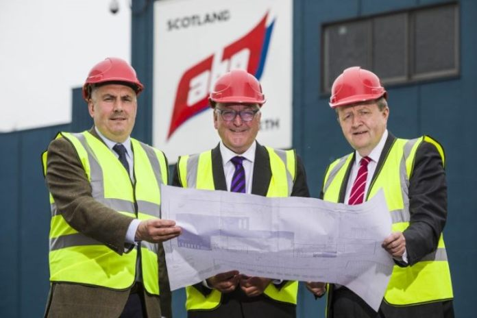 ABP invests £17m in Scottish processing plant