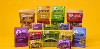 Unilever bolsters healthy snacking pipeline with graze buy