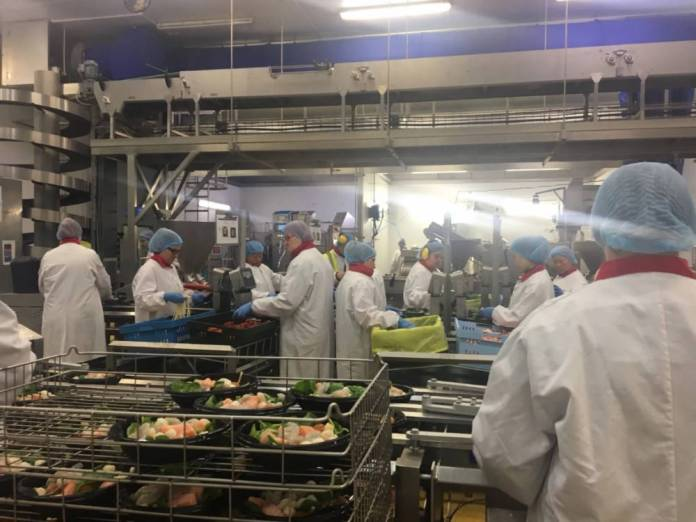 2 Sisters invests £7m in prepared meals facility