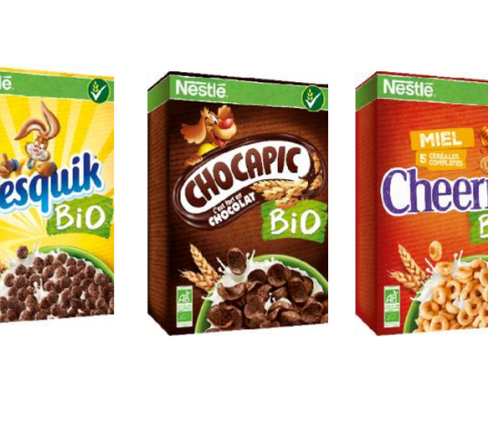 Nestlé launches organic versions of family favourite cereals