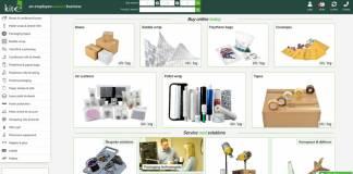 Latest evolution for Kite Packaging's ecommerce distribution
