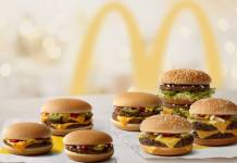 McDonald's removes artificial ingredients from classic burgers range