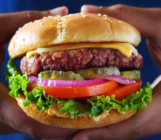 International roll-out for Don Lee Farms plant-based burger