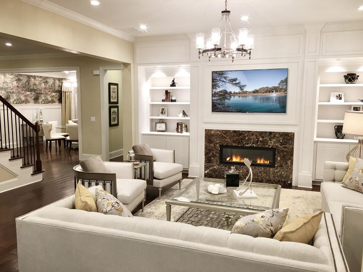 Model Homes  Suites by FDM Designs  Atlanta Georgia