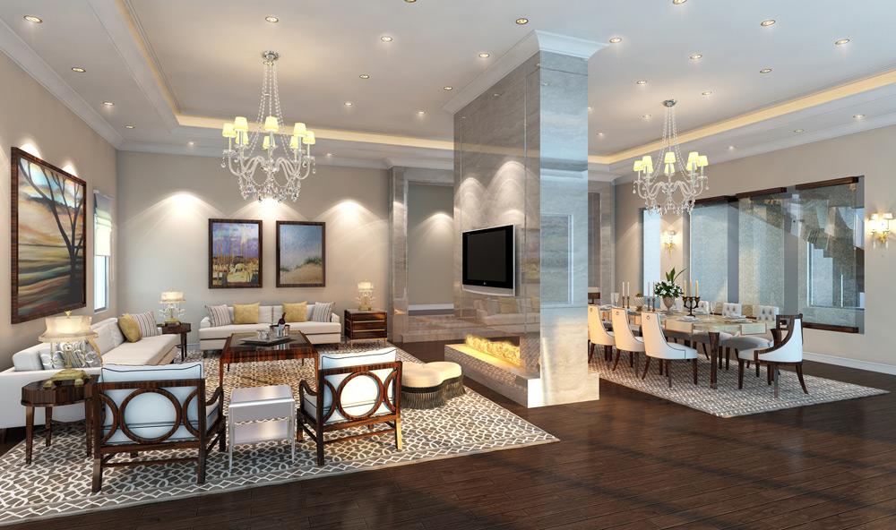 Luxury Residence by FDM Designs  Beijing House