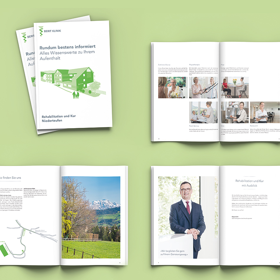 Berit Klinik: FDMM Corporate Design AG