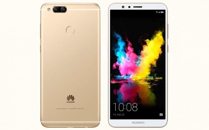 Official Huawei Mate SE BLN-L34C Firmware