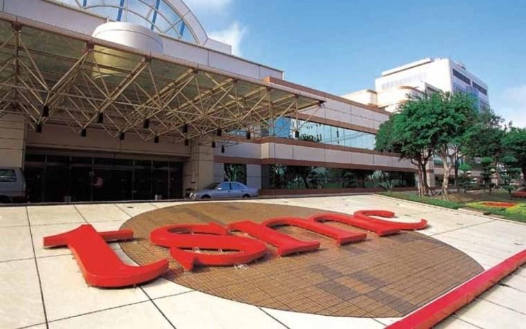 TSMC revenue goes up amid chip shortage