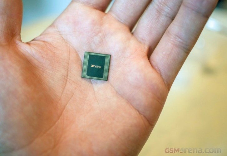 Huawei teases Kirin 990 chipset, coming September 6