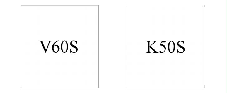 Marcas comerciais da LG V60S e K50S