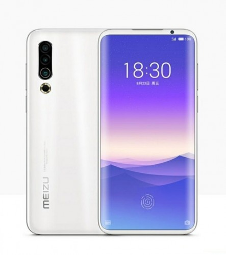 Meizu 16s Pro vazamento de especificação revela exibição de 90Hz e Snapdragon 855+