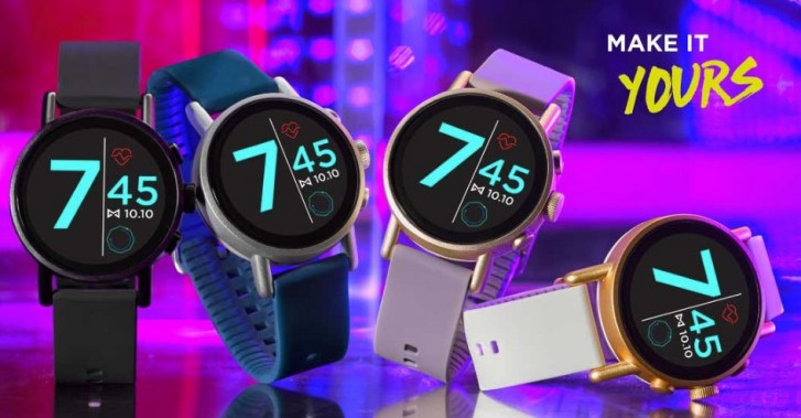 Misfit Vapor X smartwatch announced with AMOLED and Snapdragon Wear 3100