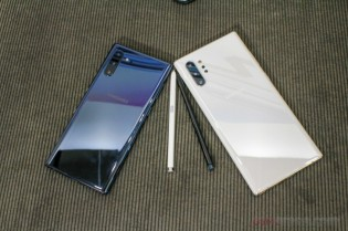 Galaxy Note10 and Galaxy Note10+
