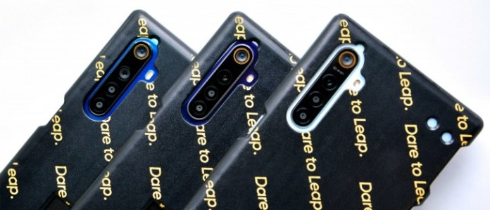 64 MP four-cam Realme 5 to demo its camera on August 15