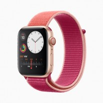 Apple Watch Series 5 in: Gold aluminum