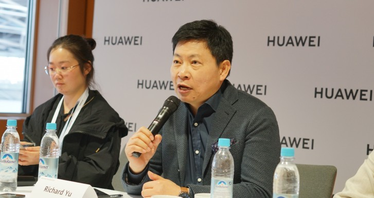 [Interview] Huawei CEO addresses Mate 30's limitations following event