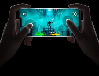 Partile curbate ale Display-ului Horizon permit controlul virtual si al jocurilor