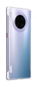 Carcasele pentru Huawei Mate 30 Pro lasă partea ecranului expusă