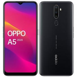 Oppo A5 (2020) in Mirror Black color