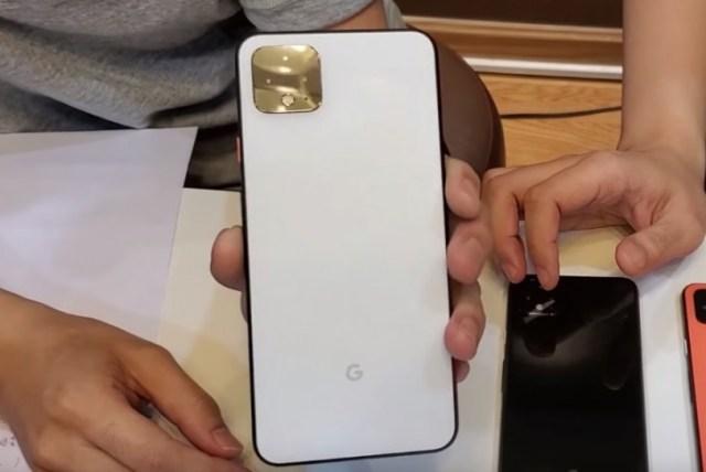Două noi videoclipuri hands-on extinse ale scurgerii Google Pixel 4