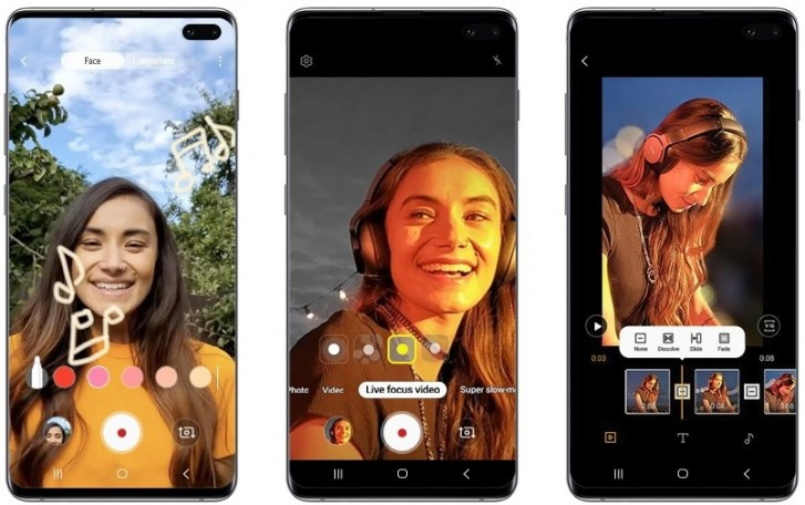 Samsung Galaxy Note10 camera features come to Galaxy S10 family with new update