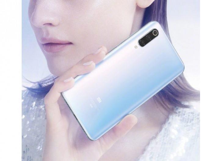 Xiaomi Mi 9 Pro 5G official images show white version