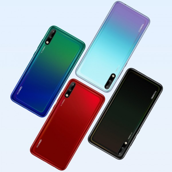 Huawei Enjoy 10 goes official with Kirin 710F SoC and 6.39'' punch-hole display