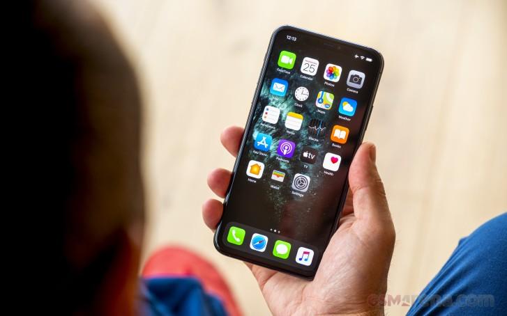 Apple's iOS 13 runs on 50% of all iPhones