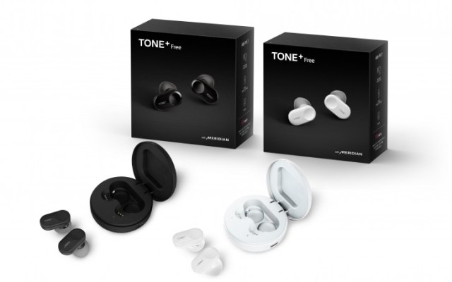LG Tone+ Free is the latest competitor in the wireless buds party